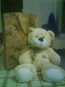 teddy teddy :) tq tq
