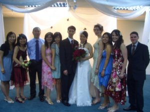 Lina's Wedding